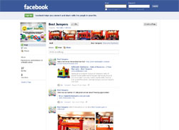 Facebook - Jump House - Inflatables - Best Jumpers