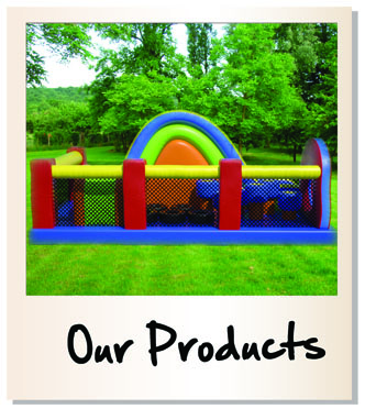 obstacle course manufacturer, buy interactive moonwalks, inflatable games for sale, jump house combo