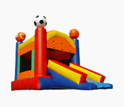 Combo Unit inflatable, buy 3in1 inflatable, 5in1,4in1, bouncy combo, slide jump combo, sale, buy