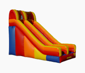BEst Jumpers has a great verity of slide and inflatables for every need.