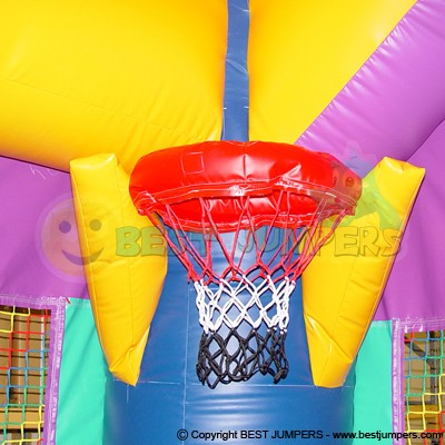 Buy Moonwalk - Obstacle Course Equipment - Moonwalk Bouncers - Jumpers