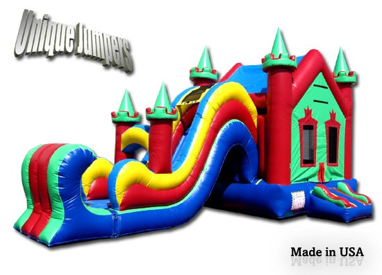 Combo Moonwalk Buy Inflatables For Sale Us Manufacturer