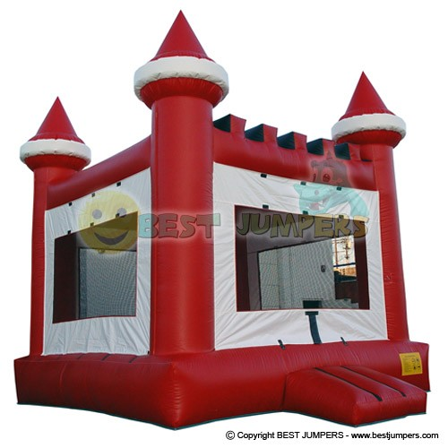 Custom Bounce House 2