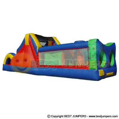 Moonbouncers - Inflatable Course - Indoor Inflatables - Outdoor Inflatables