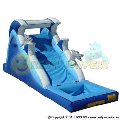 Inflatables Slides - Outdoor Watergames - Party Jumpers For Sale - Moonbounce Water Slide