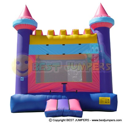 The Bounce House - Inflatable Bouncer For Sale - Indoor Bounce Houses - Commercial Inflatables