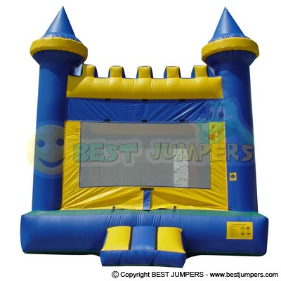 Party Inflatalbles - Castle Bounce House - Inflatable Jumpers - Inflatables