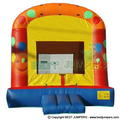 Backyard Inflatable - Indoor Family Entertainment