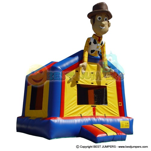 Bouncy Castle - Buy Moonjump - Inflatable Bouncer - Moonwalk for Sale