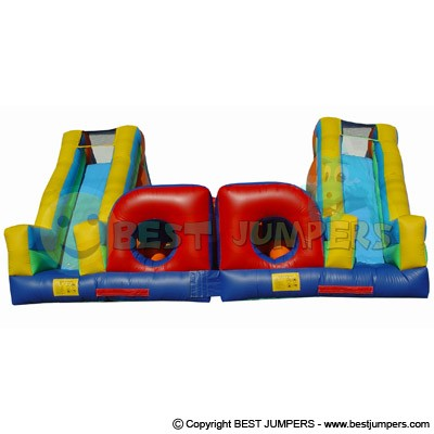 Inflatable Obstacle Courses - Inflatable Challenge Course - Buy Bounce House -Buy Inflatables