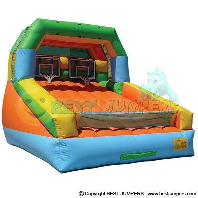 Basketball Inflatable - Sports Bounce House - Inflatable Products -  Safe and Durable Inflatable