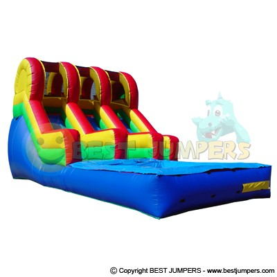 Infaltable Water Games- Buy Water Jumpy - High Quality Game - Wet Slide