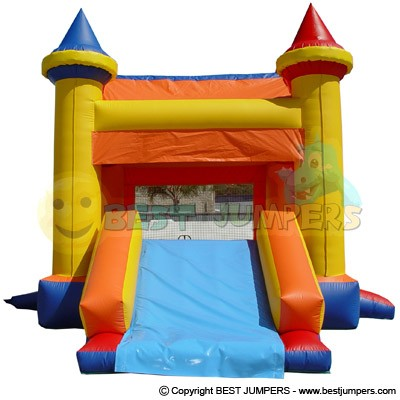 Commercial Inflatables For Sale - Small Bounce House - Princess Bounce Houses - Inflatables For Sale