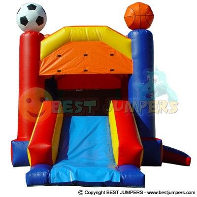 Kids Inflatabe - Inflatables For Sale - Moon Jumps - Purchase Bouncer