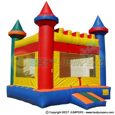 Bouncing Castle - Bounce Houses for Sale - Buy Moonwalk - Jumping ...