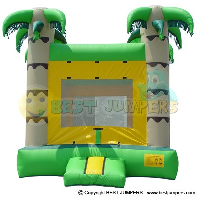 Jungle Bounce House - Bounce House Sales - Buy Moonw