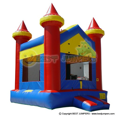 Bouncy Castle - Inflatable Jumps - Moonwalk Sales - Jump House