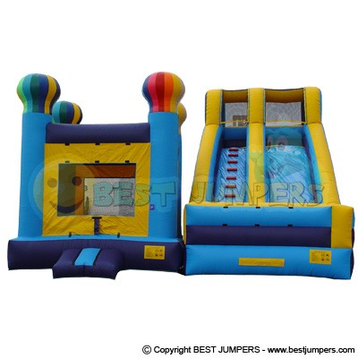 Large Bounce House With Slide - Inflatables For Sale - Kids Jumpy House - Purchase Bouncer