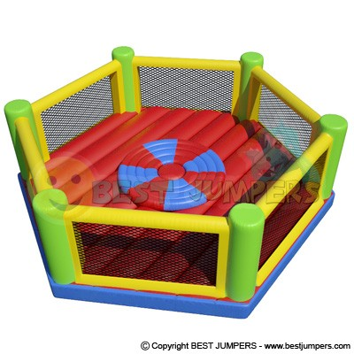 Ultimate Inflatable Games - Moonbounces - The Bounce House - Wholesale Inflatable Bouncers