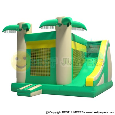Little Tikes Bounce House - Inflatable Bouncers With Slides - Combo Bouncers For Sale - Birthday Party Jumpers