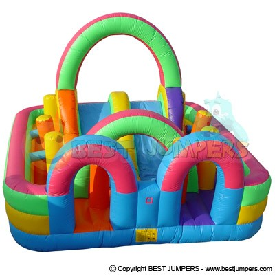 Safe and Durable Moonwalks - Party Jumpers - Commercial Inflatable Games - Affordable Bouncers