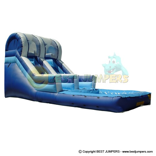 Custom 16Ft Waterslide