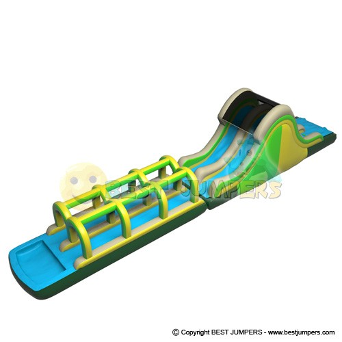 Water Slide Sales - Commercial Wet Games - Buy Inflatable Wet Slide - Water Jumpy Game