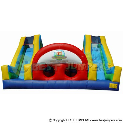Obstacle Course - Inflatable Interactive - Inflatable Game - Buy Inflatable Products