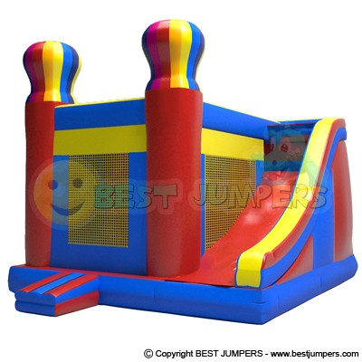 Bouncy Castle Sale - Bouncers - Jumpy House Combo - Inflatable Products