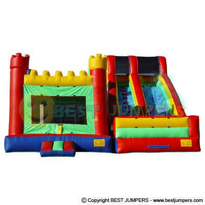 Outdoor Inflatabes - Inflatable Jumpers For Sale - Whole Sale Bounce Houses - Ultimate Combo Units