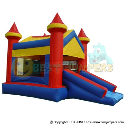 Combo Bounce House - Jumper For Sale - Jump House - Inflatable Products