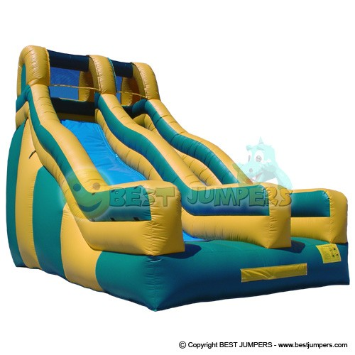 Bouncy House - Inflatable For Sale - Buy Moonwalk - Backyard Inflatable Slide