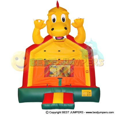 Dragon Inflatables - Little Tikes Bounce House - Jumpers - Bouncehouse
