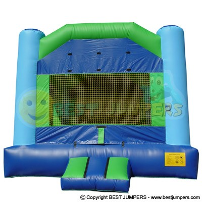 Lime Bounce House - Affordable Inflatables - Wholesale Jumpers - Inflatable Manufacturer