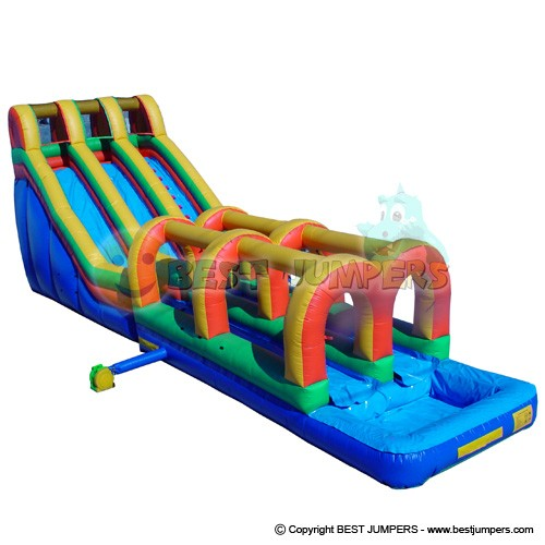 Big Water Game - Water Slide for Sale - Inflatable Slides - Buy Water Jumpy