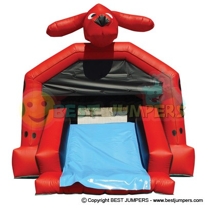 Bouncer Slide - Inflatable - Affordable Bounce Houses - Combo Bounce House