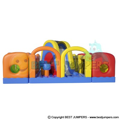 Inflatable Jumps - Jumpers - Obstacle Courses - Indoor Inflatables