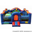 Buy Combo Unit - Moon Bounce - Outdoor Inflatable - Indoor Jumper