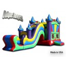 inflatable-castle-jumper-combo -for sale