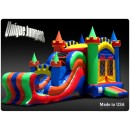 Wholesale Castle combos - Water Slides - Jumping Castle – Inflatable combos