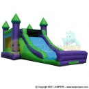 US Manufacturer - Party Jumpers - Residential Inflatables - Bounce Houses With Slide