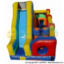 Large Inflatable Game - Big Bounce House - Inflatble Interactive - Inflatable Slides
