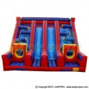 Combo Bounce House - Inflatable Interactive Units - Buy Inflatables - Commercial Inflatable Products