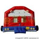 Fire Truck Inflatable - Indoor Inflatables - Outdoor Bounce House - Party Inflatables