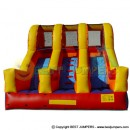 Double Lane Inflatables - Bouncy House - Buy Inflatables - Moon Bounce