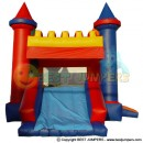 Inflatable Castle For Sale - Inflatables Jumpers - Castle Bouncers - Outdoor Bounce House