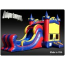 Interactive Inflatables - Bounce House Business - Blow Up Combo Bouncer - Jumpers