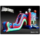 Party Inflatables - The Bounce House Combo - Party Jumper - Moon Bounces