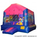 Princess Bounce House - Inflatable Jumpers For Sale -  Moonwalks - Indoor Inflatable Bouncers
