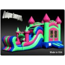 Wholesale Bounce House - Water Slides – Jumping combo Castle – Inflatables